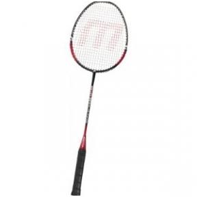 Badmintono rakete Megaform Silver
