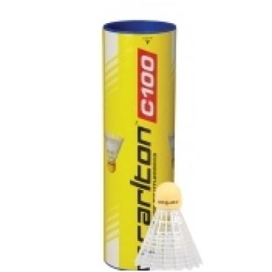 Badmintono skrajukės Carlton C100 sint 3vnt vidut