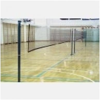 Badmintono stovai