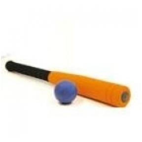 Beisbolo rink. vaik. kamuol., lazda 01 orange
