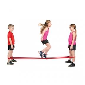 Elastinės šokinėjimo gumos (12 vnt.)