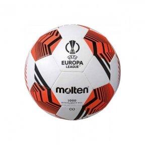 FUTBOLO KAMUOLYS MOLTEN F5U1000-12 UEFA EUROPA LEAGUE REPLICA