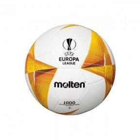 FUTBOLO KAMUOLYS MOLTEN F5U1000-G0 UEFA EUROPA LEAGUE REPLICA