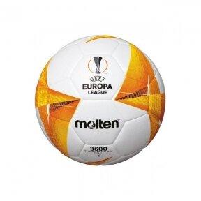 FUTBOLO KAMUOLYS MOLTEN F5U3600-G0 UEFA EUROPA LEAGUE REPLICA