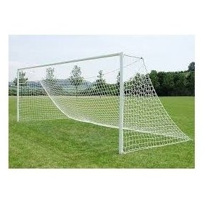 Futbolo vartų tinklas 3x2x0,8x1,2 (pora)