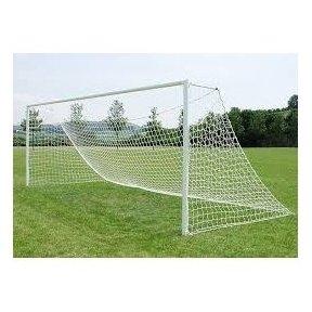 Futbolo vartų tinklas 7,5x2,5x1x2 (pora)