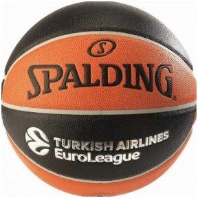 KREPŠINIO KAMUOLYS SPALDING TF-1000 UNITE (EUROLEAGUE GAMEBALL)