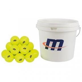 Lauko teniso kamuoliukai Megaform 48 vnt.