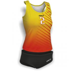 Lengvosios atletikos apranga COLO SPILL