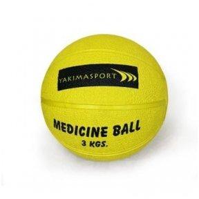 Medicininis kamuolys Yakima 3 kg.