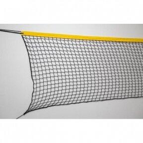 Paplūdimio teniso tinklas (apsiūtas tik viršuje)