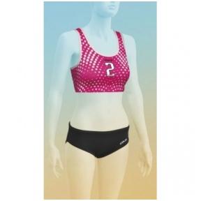 Paplūdimio tinklinio apranga ROSSA
