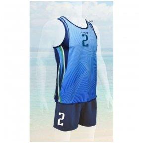 Paplūdimio tinklinio apranga vyrams COLO CHILLI