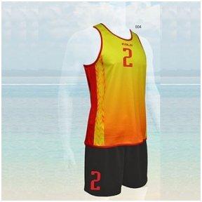 Paplūdimio tinklinio apranga vyrams COLO FENIX