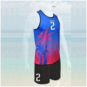 Paplūdimio tinklinio apranga vyrams COLO ROCKY