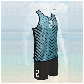 Paplūdimio tinklinio apranga vyrams COLO SCOOP