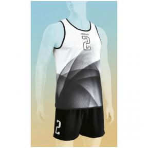 Paplūdimio tinklinio apranga vyrams SHELL