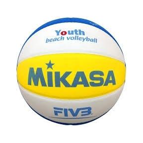 Paplūdimio tinklinio kamuolys Mikasa SBV Youth Beach