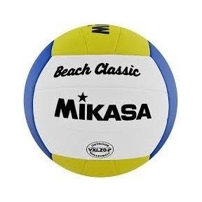 Paplūdimio tinklinio kamuolys Mikasa VXL20-P