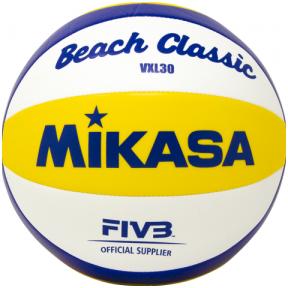 Paplūdimio tinklinio kamuolys Mikasa VXL30