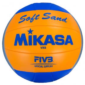Paplūdimio tinklinio kamuolys MIKASA VXS-02