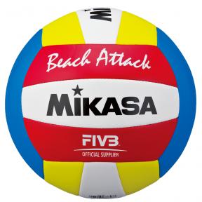 Paplūdimio tinklinio kamuolys MIKASA VXS-BA