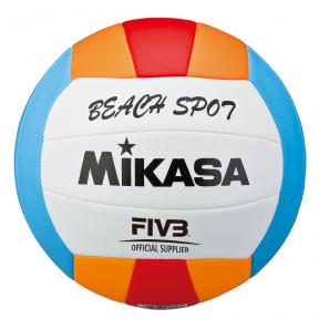 Paplūdimio tinklinio kamuolys MIKASA VXS-BSP