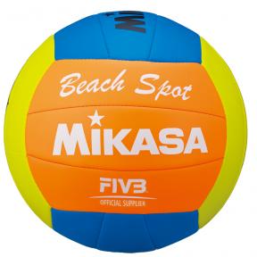 Paplūdimio tinklinio kamuolys MIKASA VXS-BSP2