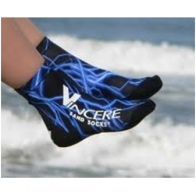 Paplūdimio kojinės 2