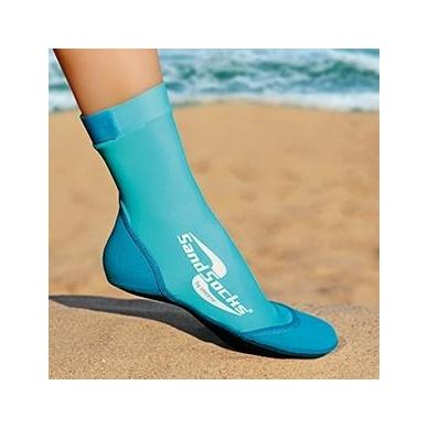 Paplūdimio kojinės 15