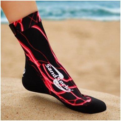 Paplūdimio kojinės 13