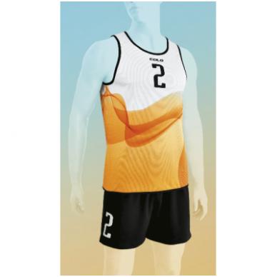 Paplūdimio tinklinio apranga vyrams REEF