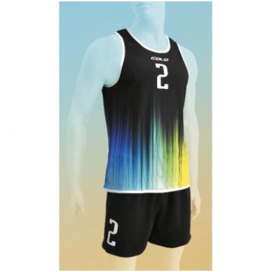 Paplūdimio tinklinio apranga vyrams REFLEX