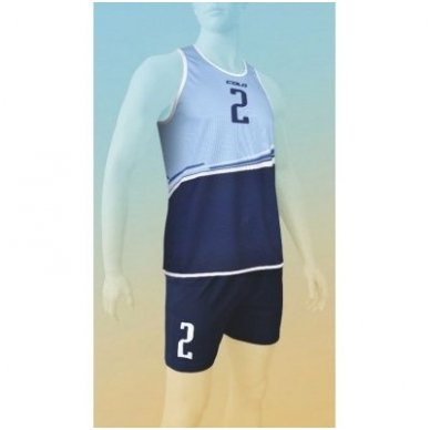 Paplūdimio tinklinio apranga vyrams SAWU