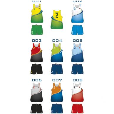 Paplūdimio tinklinio apranga vyrams SAWU 2