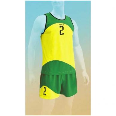 Paplūdimio tinklinio marškinėliai PANAMA