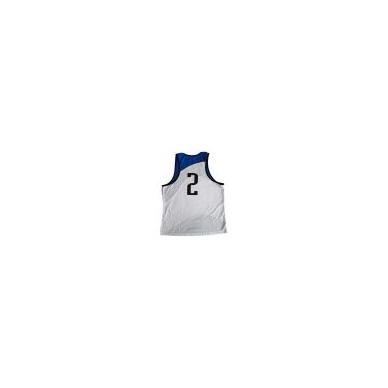 Paplūdimio tinklinio marškinėliai PANAMA BLUE WHITE 4