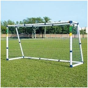 Plastikiniai futbolo vartai (244x150x108)