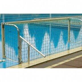 Profesionalūs vandensvydžio vartai 3 x 0,9 m, stacionarūs (2 vnt.)