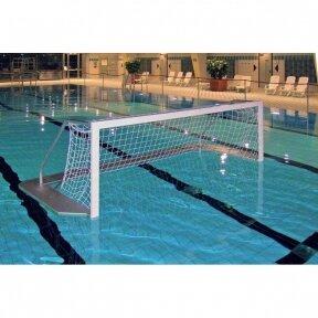 Profesionalūs vandensvydžio vartai, plaukiojantys 3x0,9m (2 vnt.)