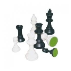 Šachmatai TOURNAMENT plastikiniai