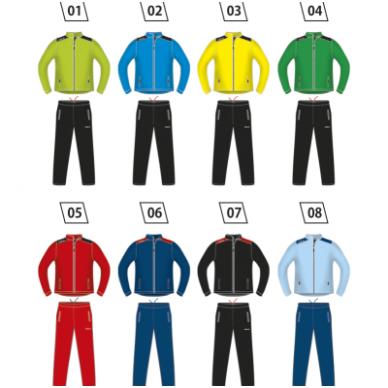 Sportinis kostiumas tinkliniui COLO CLASSIC PLST 2