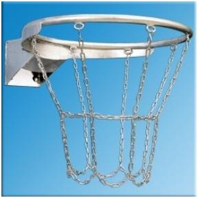 """Sustiprintas krepšinio lankas """"Standard""""(cinkuotas)."""