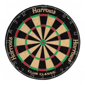TAIKINYS HARROWS LET'S PLAY DARTS GAME SET