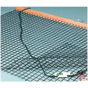 Tinklas lauko teniso kortų lyginimui (dvigubas)