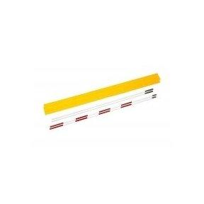Tinklo antenos susidedančios iš dviejų dalių su kišenėmis (pora)